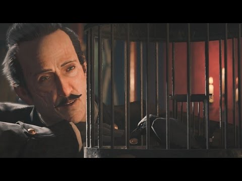 Assassin's Creed: Syndicate - Maxwell Roth |