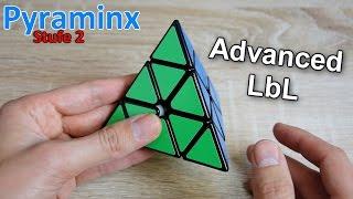 Pyraminx lösen - Advanced LbL | Stufe 2 | Tutorial | BoaToX