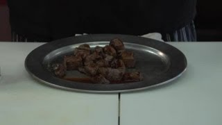 How To Get Stew Meat Tender : Cooking Meat
