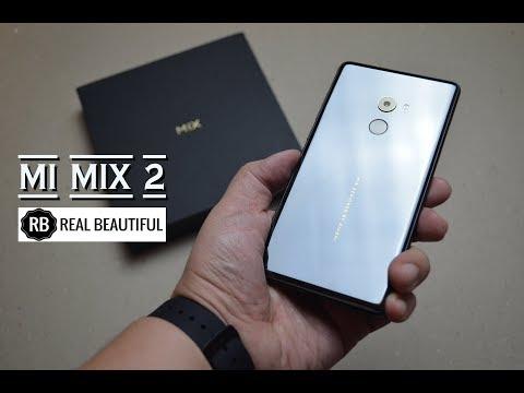Xiaomi Mi Mix 2. 128 Gb. ОТЧИМ всех БЕЗРАМОЧНЫХ СМАРТФОНОВ!