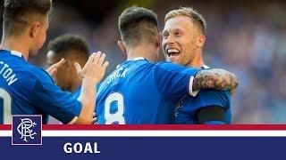 GOAL | Scott Arfield 2nd | Rangers v Bury