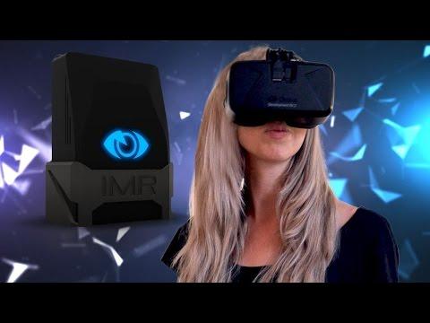 Immersive Robotics - Wireless Virtual Reality Promo 1
