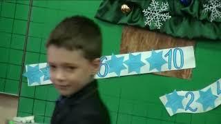 Школа №16 Кременчук 1-б клас  14.12.2018р
