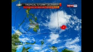 BP: Weather update as of 4:23 p.m. (March 26, 2018)