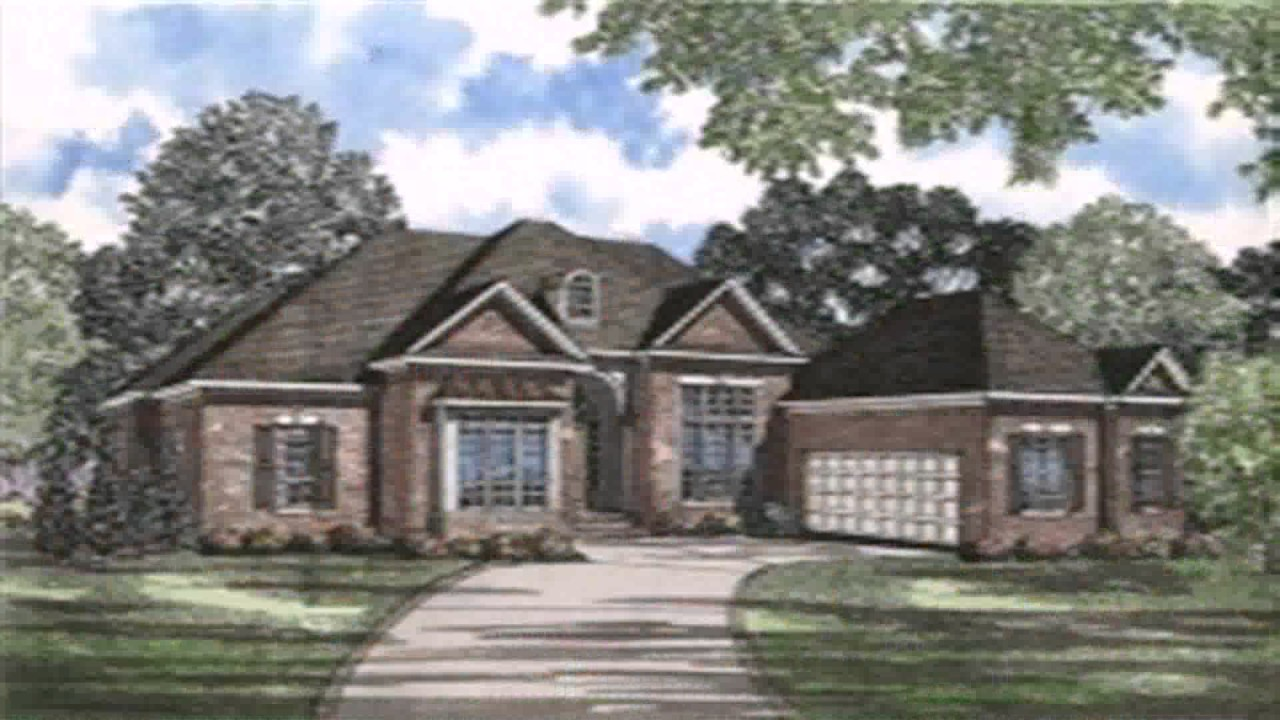 Floor Plans For House With Mother In Law Suite - YouTube