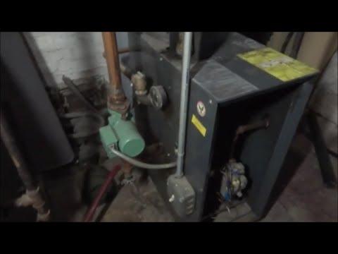carbon monoxide alarm going off in basement near boiler