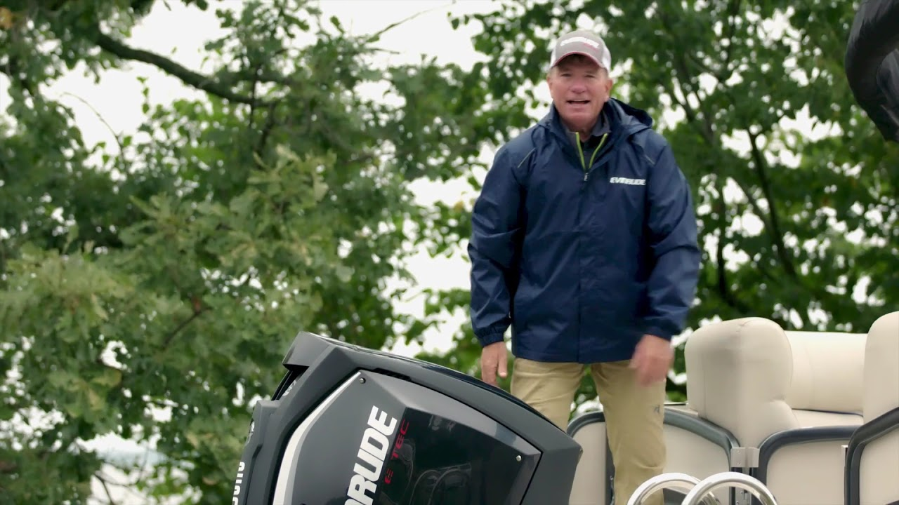 How To: Add Oil To Your Evinrude E-Tec G2  Evinrude 00:51 HD