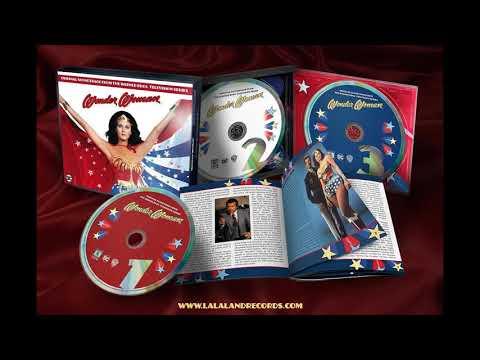 Wonder Woman Original TV Soundtrack - Fight