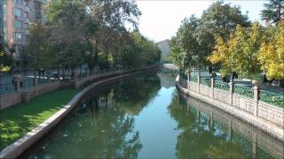 Eskişehir Nehir Otobüsleri Gondol ve Porsuk.çayı