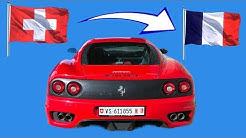 Comment Importer une Voiture (Ferrari) de Suisse ?
