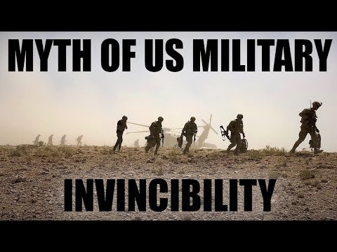 The Myth of US Military Infallibility