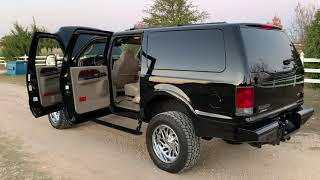 2005 Ford Excursion Limited Mint