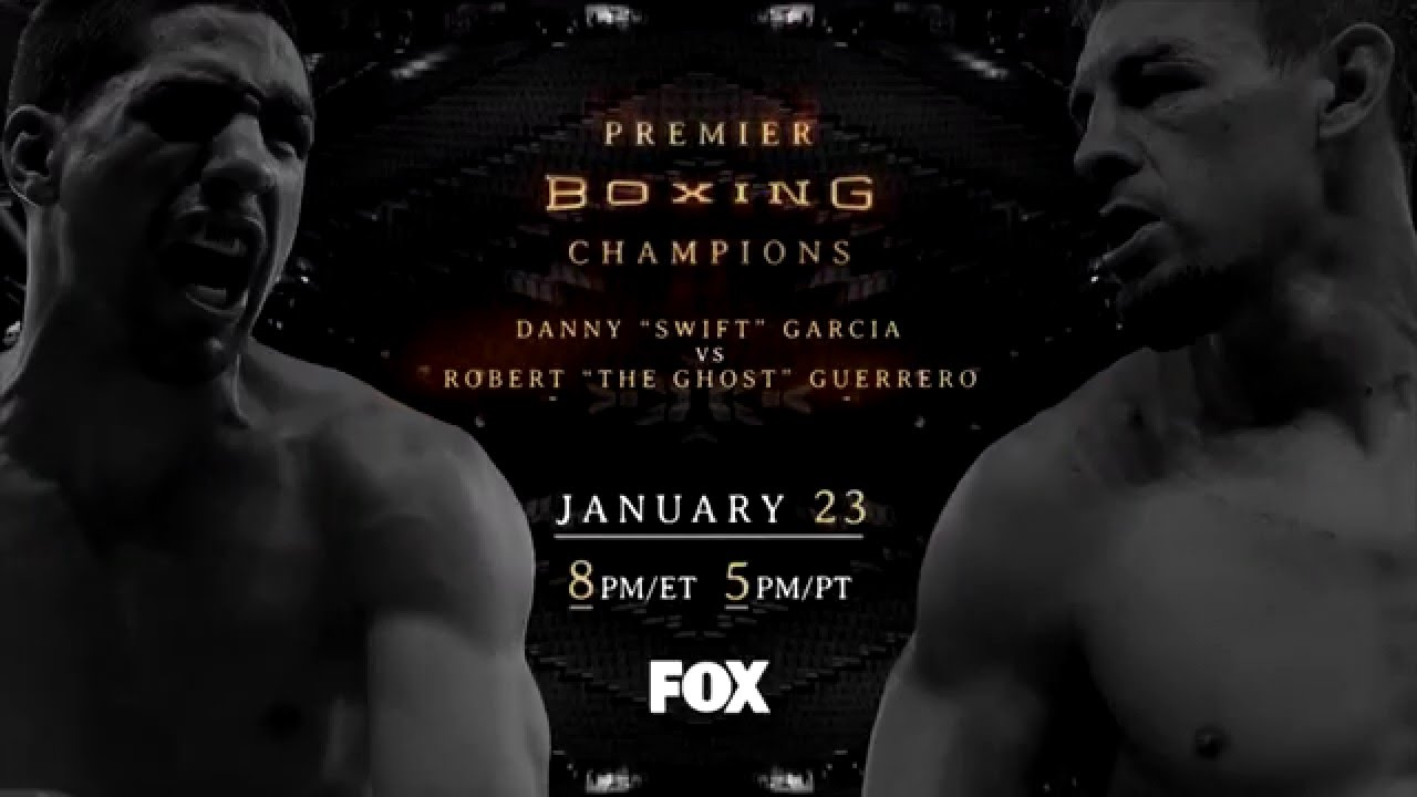 Premier Boxing Champions Comes to Fox on January 23rd