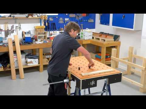 UJK Technology MultiFunction Workbench - Overview