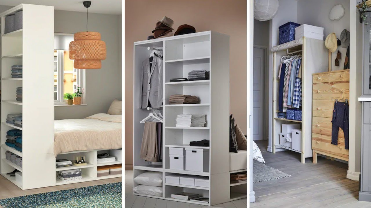 10 IKEA Storage Ideas For Small Bedrooms