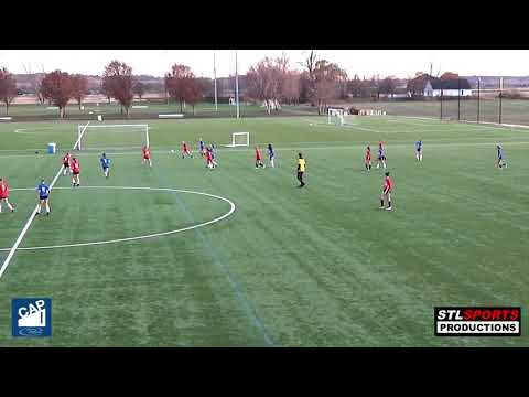 Alexandria Sirtak College Soccer Recruiting Video