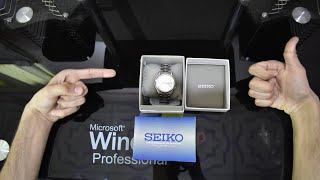 Seiko 5 |2020| Unboxing |price |specifications| Seiko 5 Men's Watch Silver Snke83j1