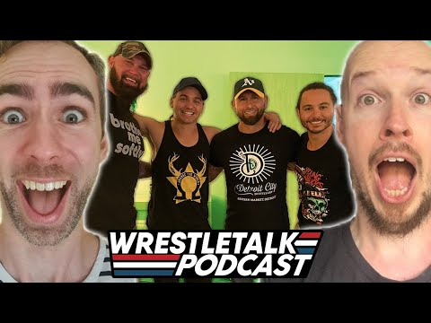 Bullet Club Reunion in AEW?! AEW Fyter Fest 2020 Night 1 Review! | WrestleTalk Podcast