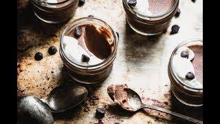 Paleo Chocolate Pudding Recipe - Stupid Easy Paleo
