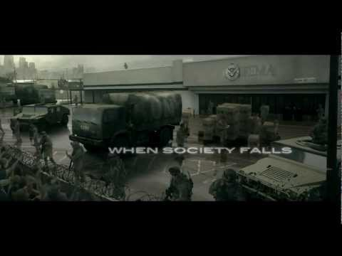 Gray State - Official Concept Trailer
