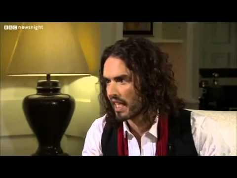 Russell Brand NEWSNIGHT The Interview That Sparked A Revolution
