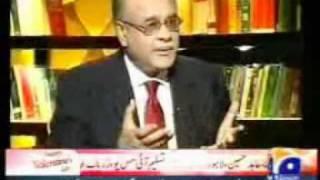 Najam Talks About Zardari