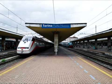 Annunci Trenitalia & sfm dalla stazione di Torino Porta Nuova