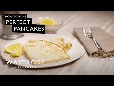 Perfect Pancakes | Waitrose
