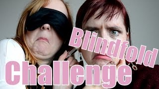 Blindfold Make up Challenge LiveLifeGorgeous