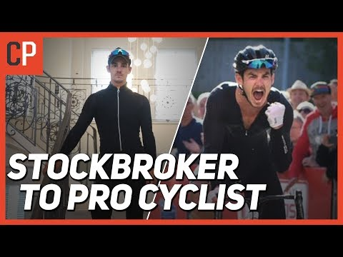 I QUIT My Job And Became A Pro Cyclist In 12 Months