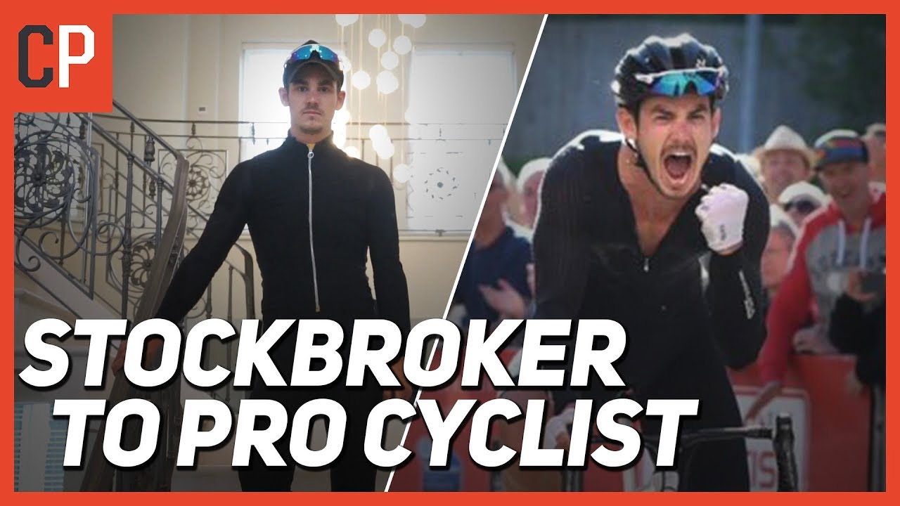 Stockbroker To Pro Cyclist In 12 Months