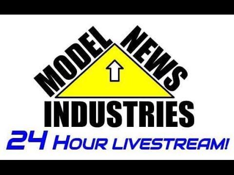 2016 Model News 24 hour livestream
