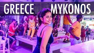 Скачать Mykonos Nightlife 2018 Paradise Beach Mykonos Party