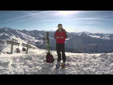 Ski Trip 2016 - Sports Gadgets I used