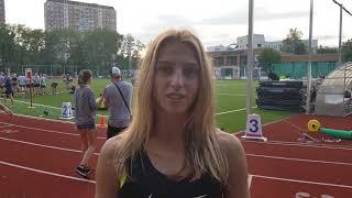Виктория Васейкина - победительница СпидиПентатлона Гераклиады2018