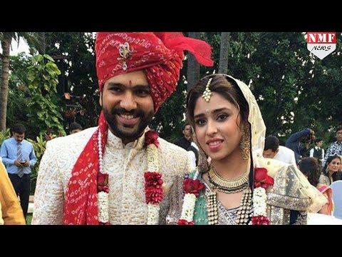 Rohit Sharma-Ritika Sajdeh Wedding: Celebrities Queue Up