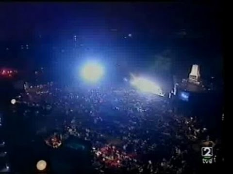Mike Oldfield complete concert at Horse Guards Parade, London 1998.