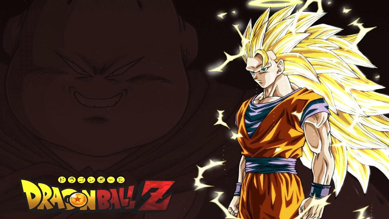Wallpaper Preview Dragon Ball Z Super Saiyan 3 Goku Wallpaper
