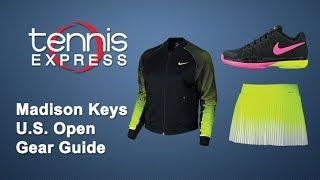 Nike Madison Keys U S  Open Gear Guide 2016 | Tennis Express