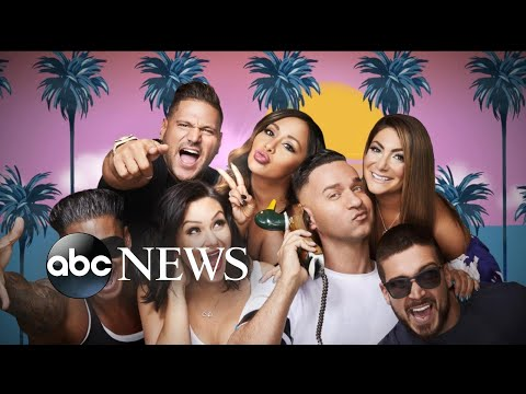 'Jersey Shore' cast reminisces as they reunite in Miami for a 'family vacation'
