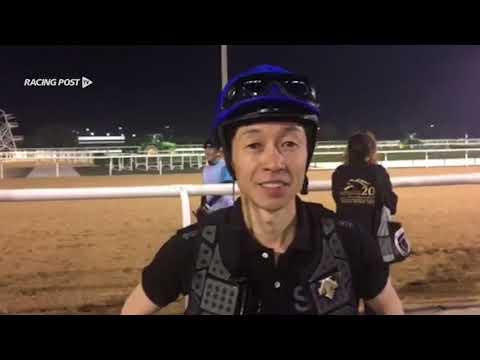 Dubai World Cup: Yutaka Take