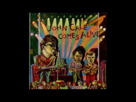 John Cale / Dead or Alive Live (1984)