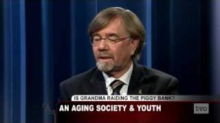 David Foot on Aging Society & Youth