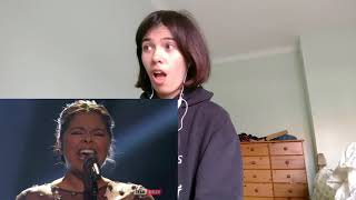 Reaction The Voice 2017 Brooke Simpson Finale 34 O Holy Night 34