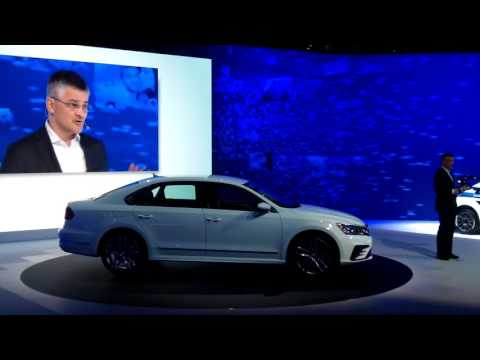 Michael Horn Pres & CEO Volkswagen Group of America LA Auto Show Statement 11-18-15