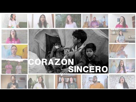 CORAZÓN SINCERO - Coral de la Juventud por la Paz feat. La Voz del Pueblo