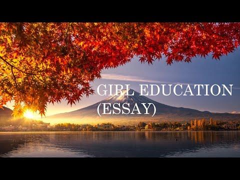 essay on womens education wikipedia