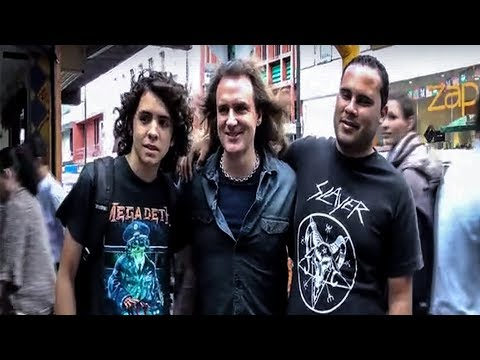 Megadeth - David Ellefson in San Jose, Costa Rica - Dec 1 2011 Thumbnail image