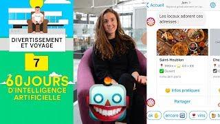Jour 47 - Interview Marjolaine Grondin - Jam, un ami pour vos sorties