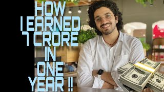 How AMAN DHATTARWAL Earned 7 CRORE before 22 age EXPLAINED    MOTIVATION    TRUTH   